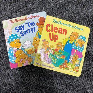 The Berenstain Bears Board Book Bundle